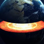 Ученые находят железный «снег» в ядре Земли