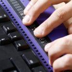 Создание учебных ресурсов для слепых студентов