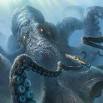 Геном таинственного, легендарного гигантского кальмара раскрыт