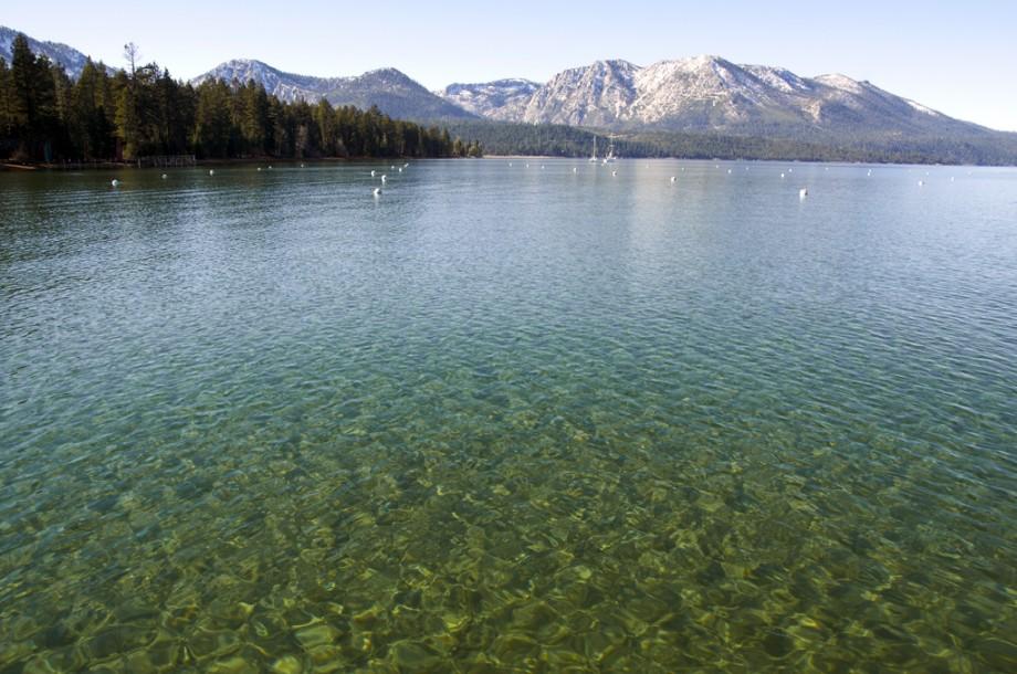 Жизнь могла возникнуть из озер с высоким содержанием фосфора