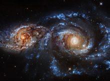 «Ядра» массивных галактик уже сформировались через 1,5 миллиарда лет после Большого взрыва