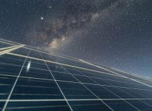 Солнечные батареи: фотоэлектрическая батарея, которая работает ночью