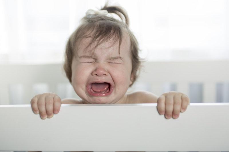 Исследования показывают, что если ваш ребенок «плачет», это не оказывает негативного влияния на развитие ребенка