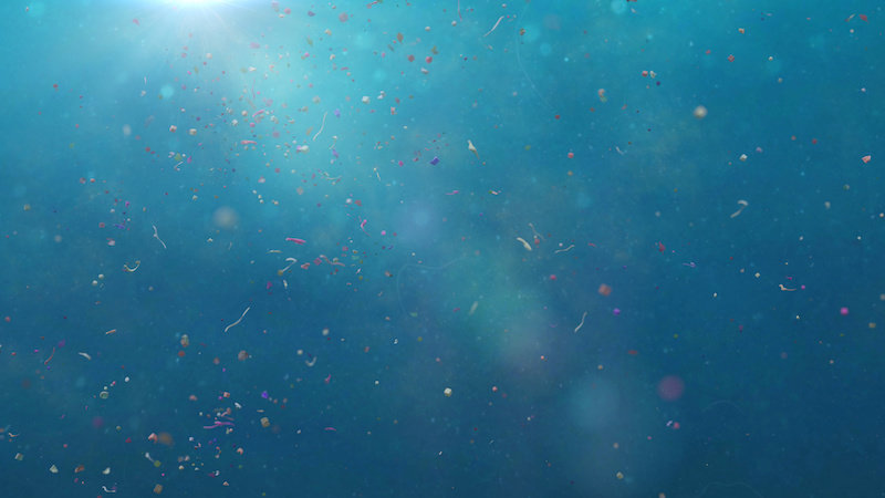 Ученые обнаружили самый высокий уровень микропластиков на морском дне