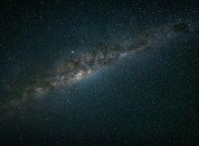 Первые оптические измерения Ферми Пузыри Млечного Пути зондировать их происхождение