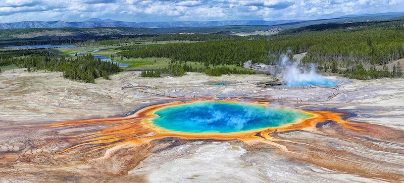 Открытие древних супер-извержений указывает на то, что горячая точка Йеллоустона может уменьшаться