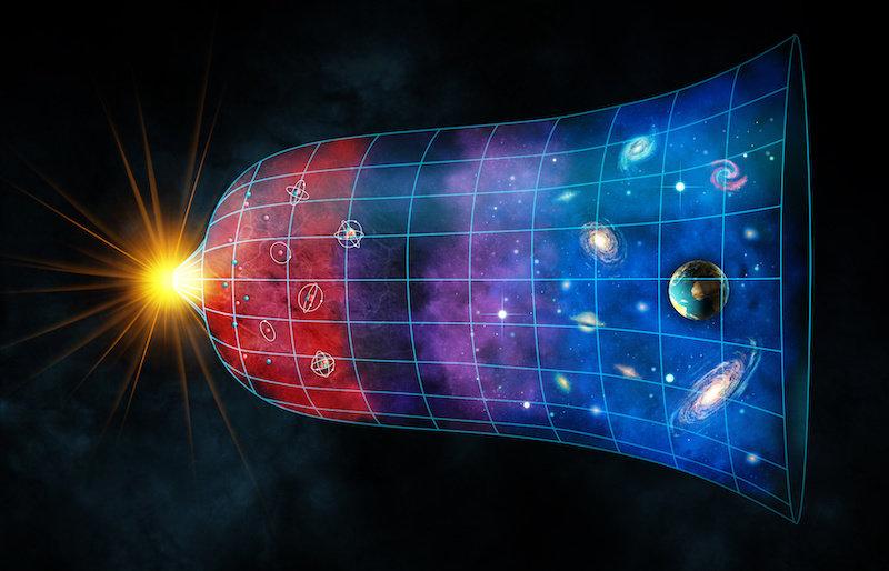 Новое исследование древнейшего света подтверждает возраст Вселенной