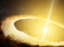 Чёрная дыра монстр найдена в ранней вселенной