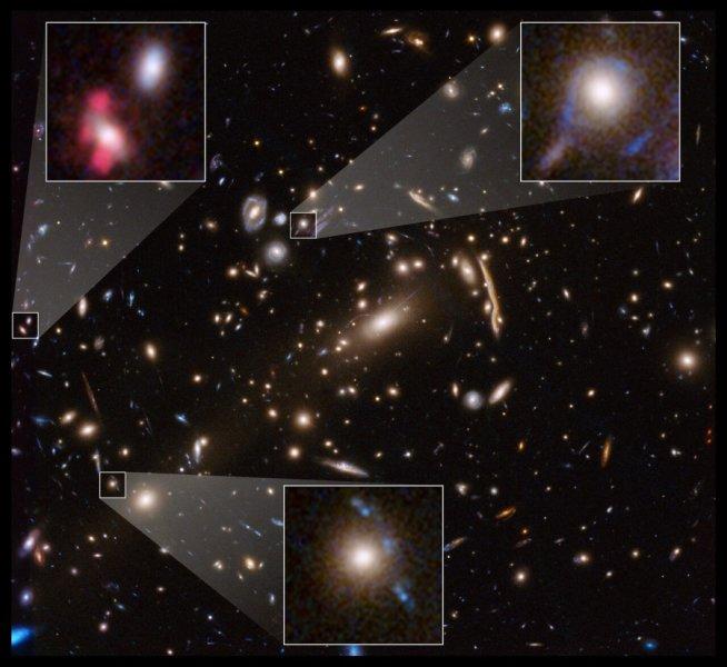 Новые данные Хаббла предполагают, что в нынешних теориях о темной материи отсутствует ингредиент