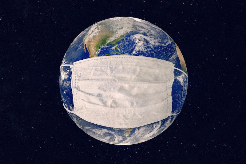 Самое большое падение углекислого газа: данные в реальном времени показывают огромное влияние COVID-19 на глобальные выбросы