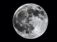 SOFIA НАСА обнаруживает воду на залитой солнцем поверхности Луны