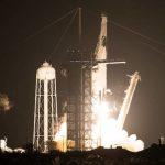 Астронавты NASA SpaceX Crew-1 отправились на Международную космическую станцию
