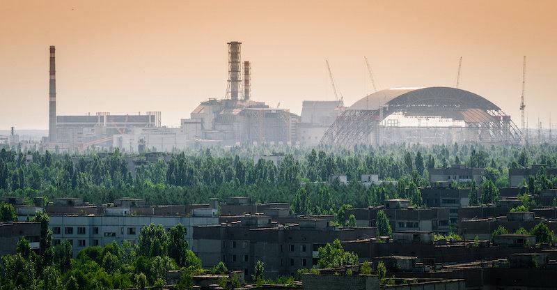 Генетические эффекты чернобыльской радиации
