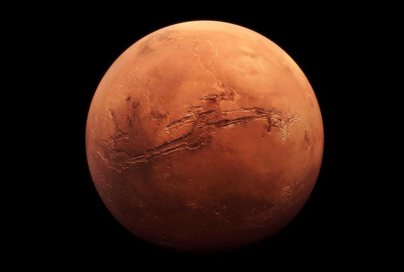 Анатомия красной планеты: землетрясения на Марсе открывают недра