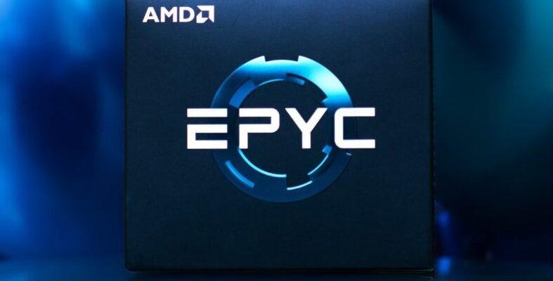 AMD нацелена на повышение эффективности серверных чипов в 30 раз к 2025 году
